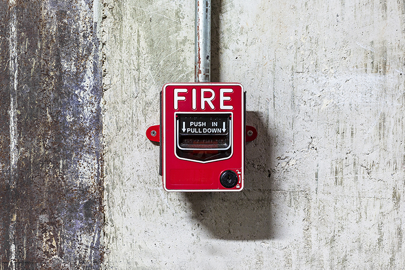 Fire protection services include Commercial Fire Inspections