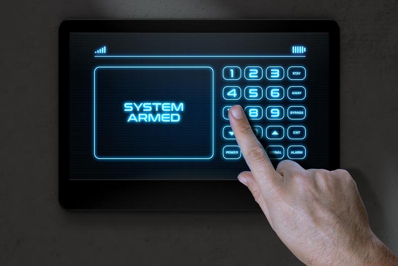 Security systems keep our Prescott, AZ clients safe.
